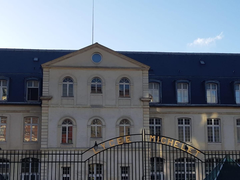 lycée Michelet Vanves