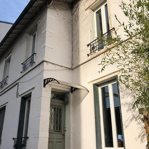 maison Montrouge façade