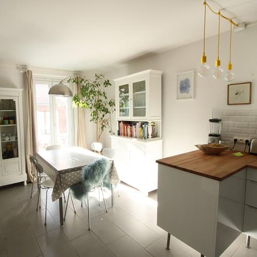 4 pièces salle à manger cuisine Montrouge